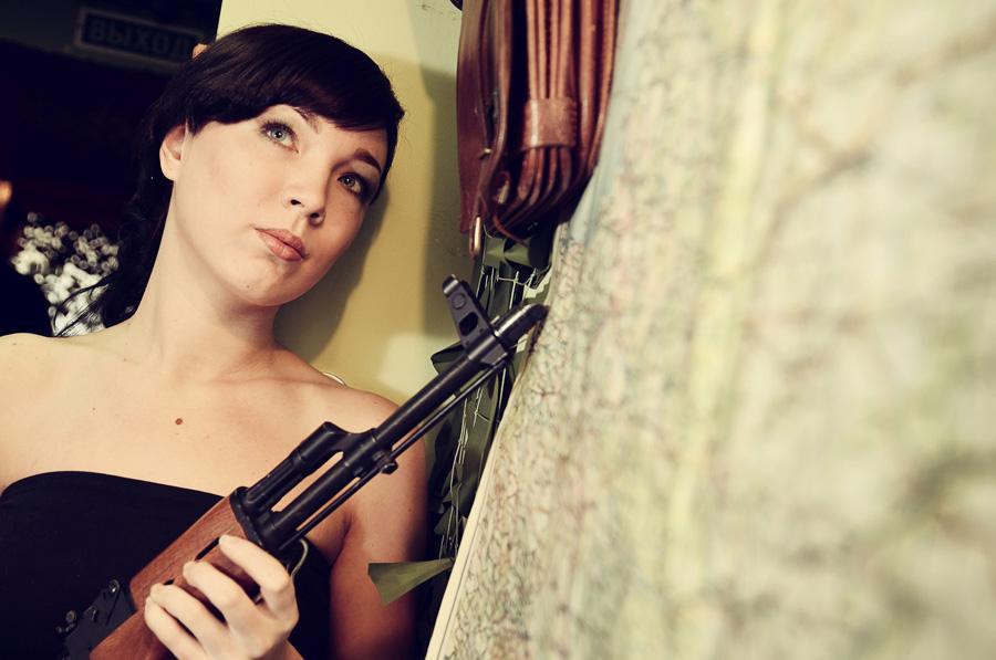 Вы просматриваете изображения у материала:  Фотосет Милитари   Фотограф Павел Сидоров