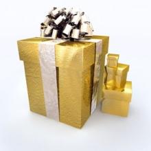 Подарки в день рождения от Формулы СПА!