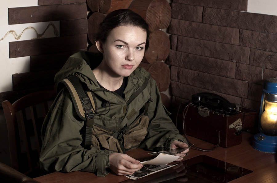Вы просматриваете изображения у материала: Фотосет Милитари | Фотограф Алексей Сафронов