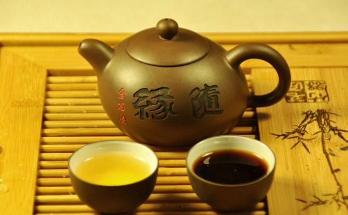 Вы просматриваете изображения у материала: Чайная церемония в Формуле СПА!