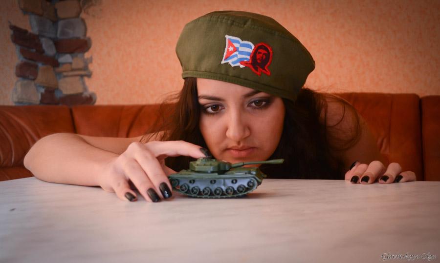 Вы просматриваете изображения у материала: Фотосет Милитари | Фотограф Ольга Главинская