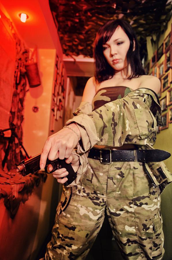 Вы просматриваете изображения у материала:  Фотосет Милитари | Фотограф Павел Сидоров