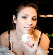 Анастасия Коданева - лучший образ Pool Party